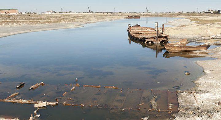 """كازاخستان تقترح خطة دولية للحفاظ على """"بحر آرال"""""""