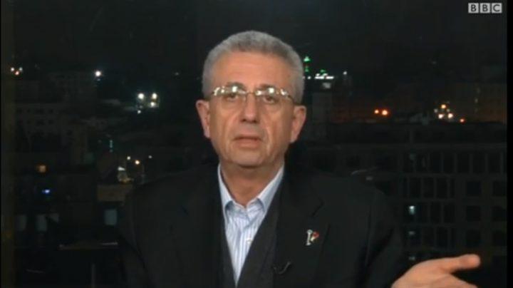 بالفيديو: البرغوثي لمذيع:أنت متأكد أنّ المتّصل من جدة وليس من تل ابيب؟