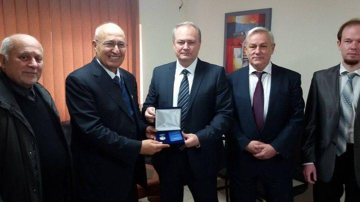 روسياتُؤكّد على أهمية تشكيل إطار متعدد الدول للإشراف على عملية السلام