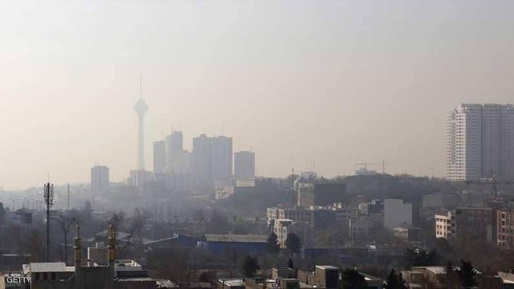 بالصور: زلزال يضرب طهران