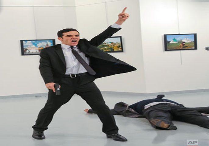 بعد عام على اغتيال السفير ... أين وصلت العلاقات الروسية التركية؟