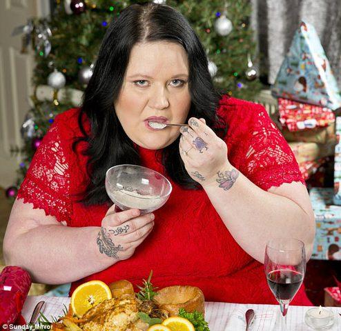 بريطانية تنوي تناول رفات والدتها احتفالا بأعياد الميلاد