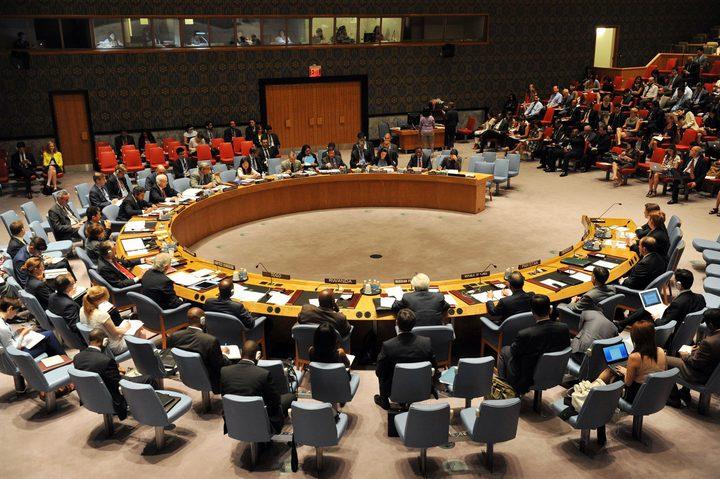 التصويت بأغلبية لصالح قرار الحق الفلسطيني في موارده الطبيعية