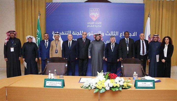 اختيار السعودي تركي آل الشيخ رئيسًا للاتحاد العربي لكرة القدم بالتزكية