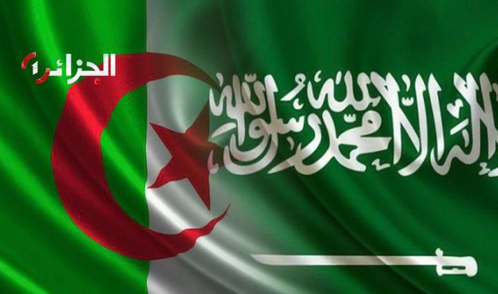 الجزائر تحقق فى رفع يافطة ضد السعودية أثناء مباراة لكرة القدم