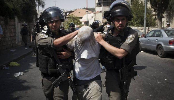 اعتقال شاب من نابلس والإعلان عن اسمه