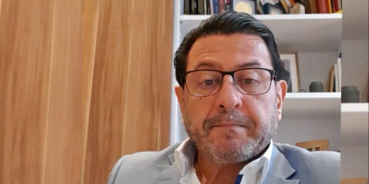 عبد الشافي يطلع مسؤولين في سلوفينيا على آخر التطورات السياسية