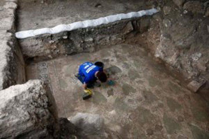 العثور على بقايا دير بعمر 1500 سنة تقريباً