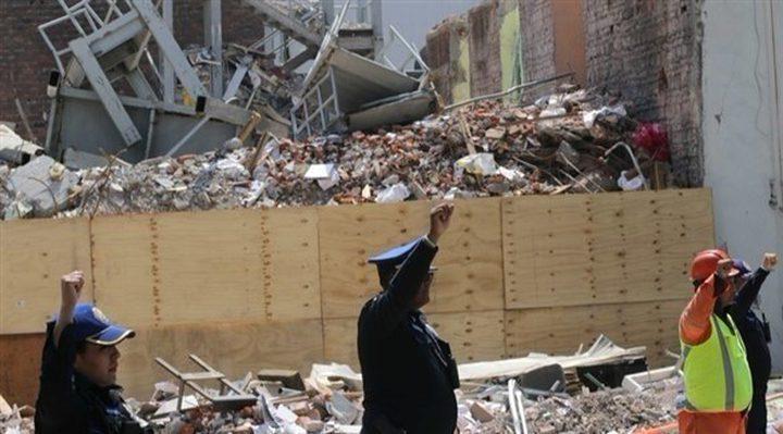 زلزال بقوة 5.2 درجات على مقياس ريختر يضرب المكسيك