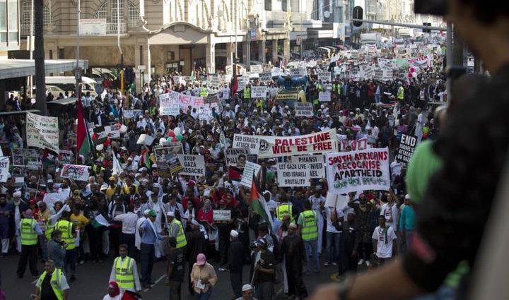 افريقيا: تخفيض مستوى التمثيل الدبلوماسي لدى إسرائيل