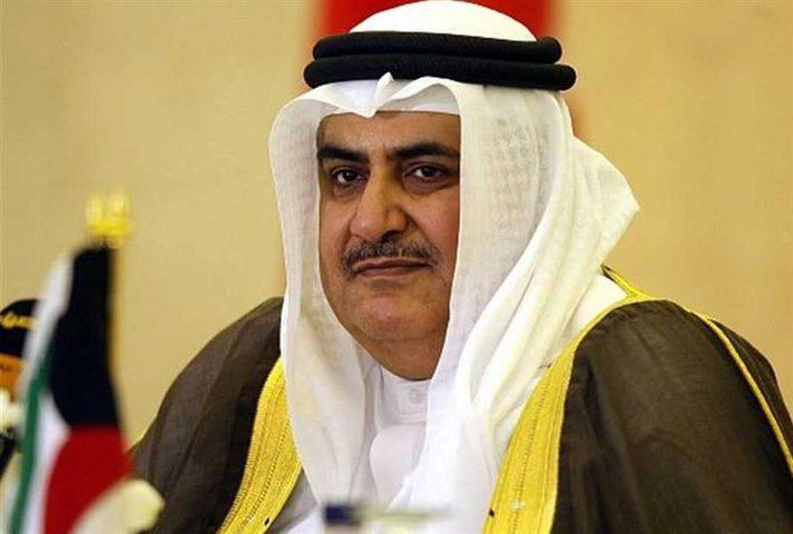 """البحرين: الخلاف مع أمريكا بشأن فلسطين """"ليس بالمفيد"""""""