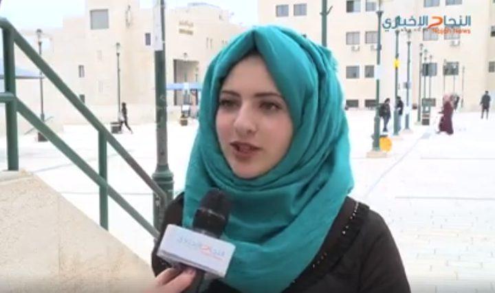 طلاب الجامعة يتحدثون اللغة العربية الفصحى (فيديو)
