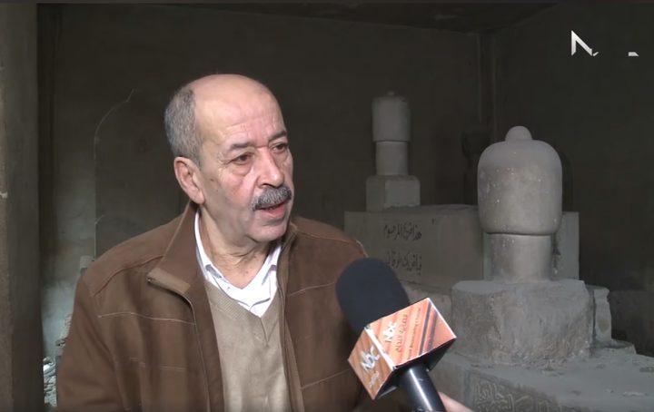 المقابر التاريخية في مدينة نابلس (فيديو)