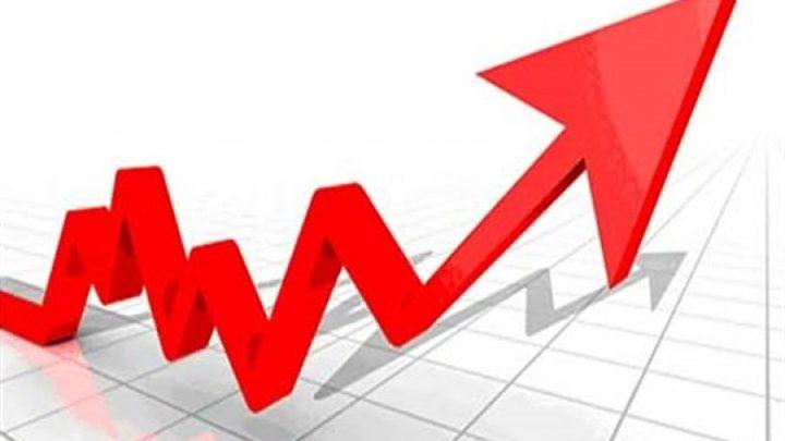 مؤشر بورصة فلسطين في ارتفاع