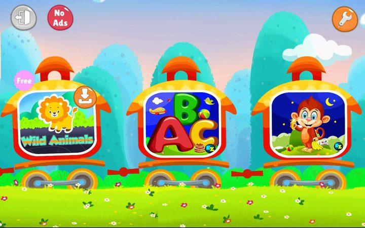 تطبيق رائع  لتعليم اللغة الإنجليزية للأطفال