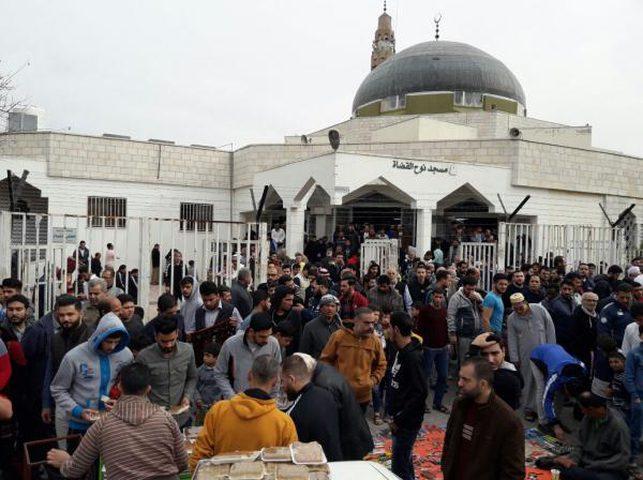 """للجمعة الثالثة .. مسيرات غضب في الأردن على إعلان ترمب .. """"محدث"""""""