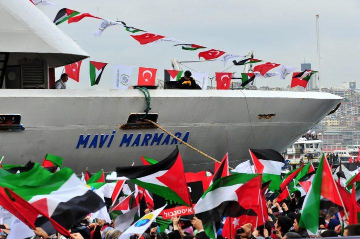 جمعية سويدية تستعد لكسر حصار غزة
