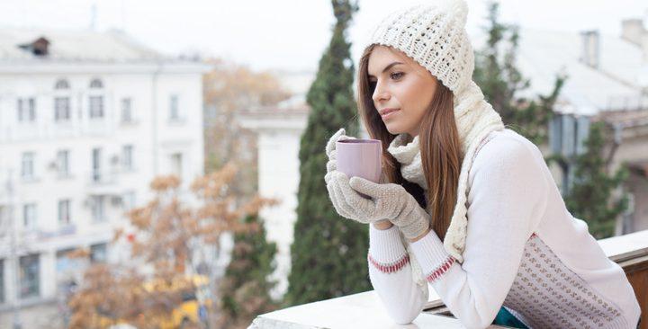 3 طرق بسيطة تشعرك بالسعادة في أيام الشتاء