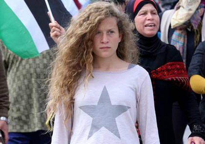 محامي مبارك يطلب الدفاع عن الطفلة عهد التميمي