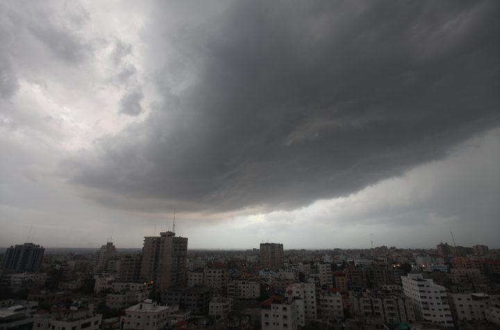 ما هي أحوال الطقس في فلسطين؟