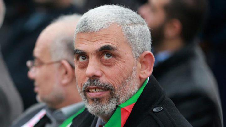 السنوار يعترف: فشلنا في إدارة قطاع غزة