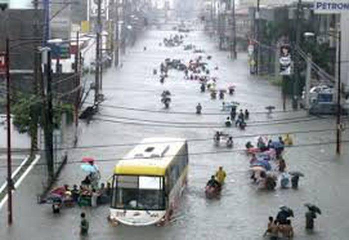 ارتفاع حصيلة ضحايا عاصفة الفلبين إلى 182 قتيلا