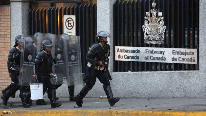 فنزويلا تعتزم طرد دبلوماسييْن