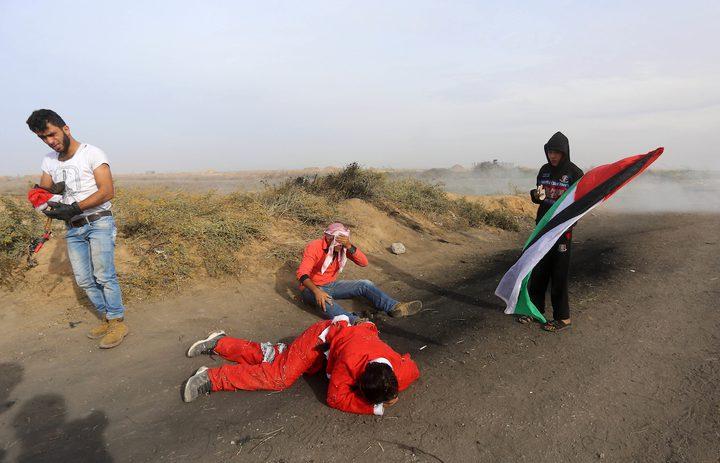 الاحتلال يقمع مسيرة سلمية في بيت لحم