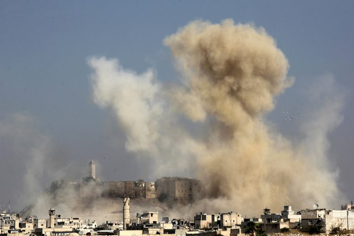 مقتل فتاتين وإصابة اثنين آخرين بقصف في ريف دمشق