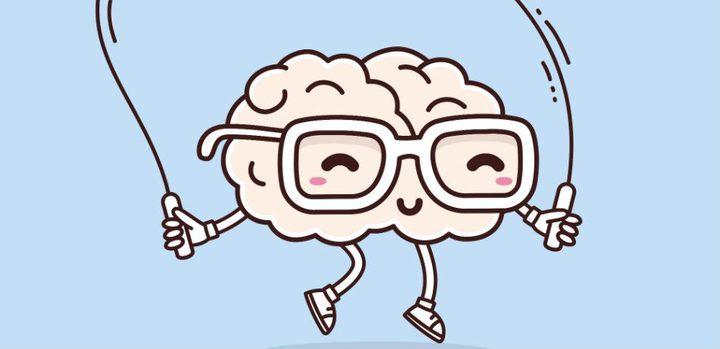 دراسه حديثة : 10دقائق من التمرين اليومي قادرة على تطوير أدائك الذهني