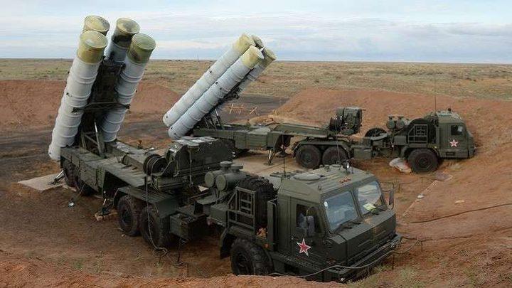 """روسيا تشغّل """"إس-400"""" في القرم بحلول الأيام الأولى من العام الجديد"""