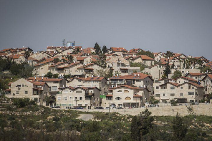 إسرائيل تتجه نحو المصادقة على 300 ألف وحدة استيطانية في القدس