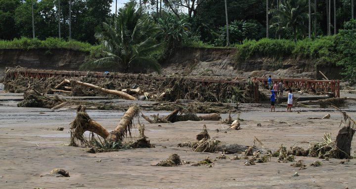 اعصار الفلبين يوقع أكثر من 200 قتيل وأعمال البحث لا تزال قائمة