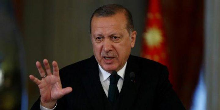 أردوغان: سنتخذ خطوات جديدة لأجل القدس في الفترة المقبلة