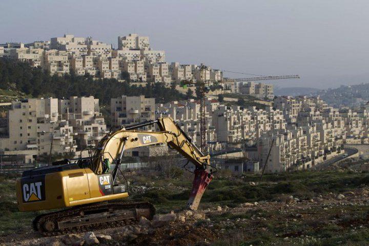 """غداً.. مناقشة مشروع توسيع مستوطنة """"جيلو"""" جنوب القدس المحتلة"""