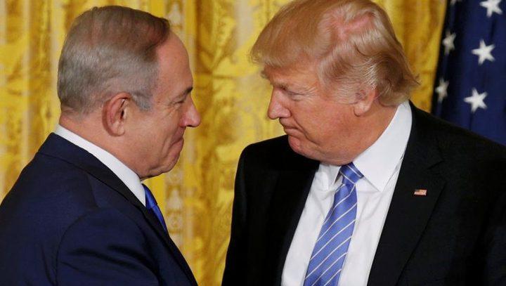اعلام الإحتلال يكشف أن واشنطن لم تُعرض خطة سلام وترامب لم يفرض اتفاقا على الطرفين