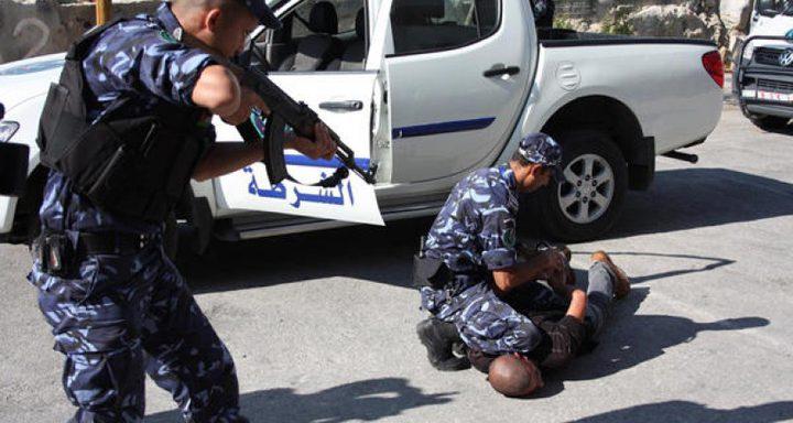 هذا ما فعلته الشرطة في نابلس خلال اسبوع