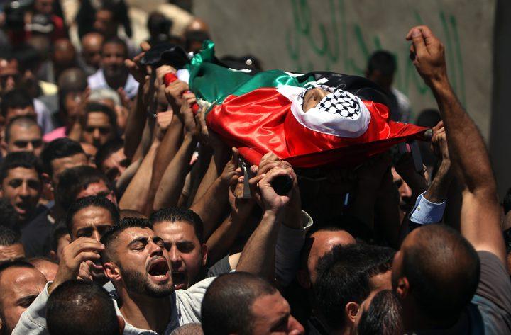 غزة :شهيد متأثر بجراحه