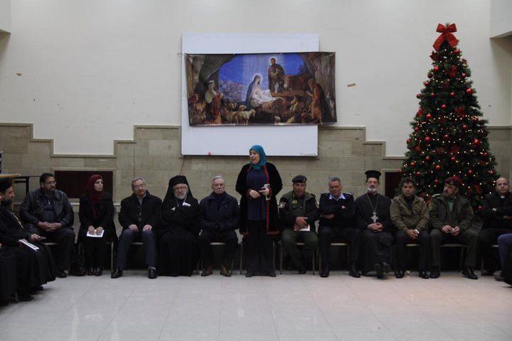 غنام: أعيادنا المسيحية والإسلامية أعياد وطنية