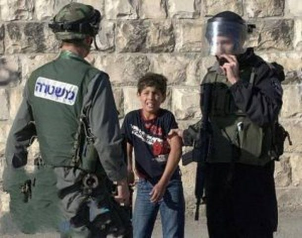 منذ قرار ترامب.. الاحتلال يعتقل 200 قاصر