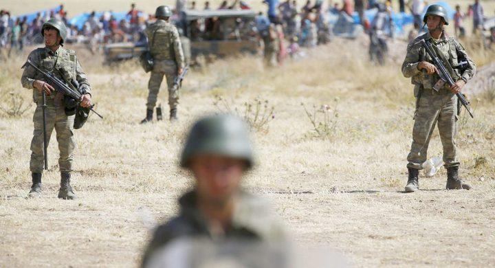 مقتل جنديين وإصابة آخر في هجوم مسلح على الحدود العراقية