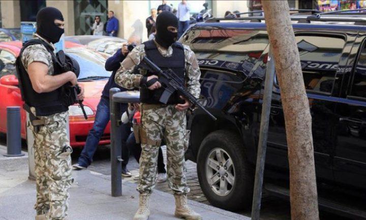 """الأمن اللبناني يعتقل """"المسؤول الشرعي"""" لداعش"""