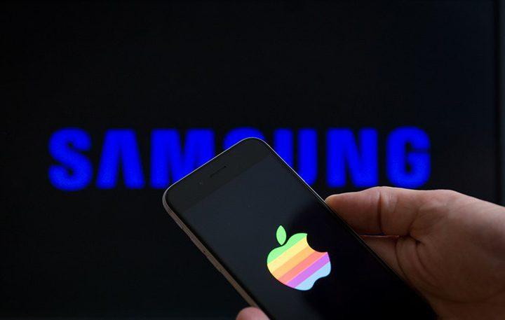 """سامسونغ تعدل كمية شاشات """"OLED"""" لآبل"""