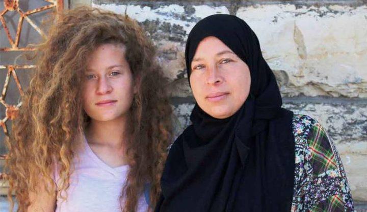 """محكمة الاحتلال تمدد اعتقال """"ناريمان ونور التميمي"""" لـ 4 أيام"""