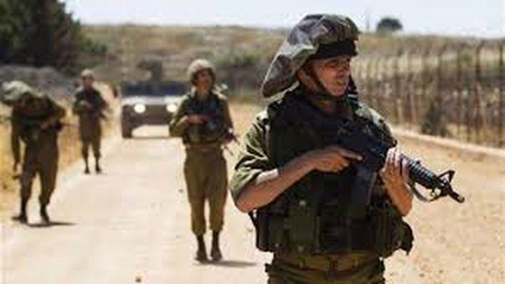 إسرائيل تستنفر بحثا عن متسلل عبر الحدود مع الاردن