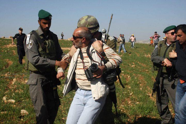 110 انتهاكات ضد الصحفيين منذ إعلان ترامب بشأن القدس