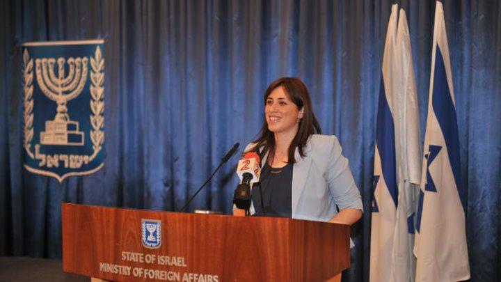 """""""حوتوفيلي"""" تزعُم: نجري اتصالات مع 10 دول لنقل سفاراتها إلى القدس"""