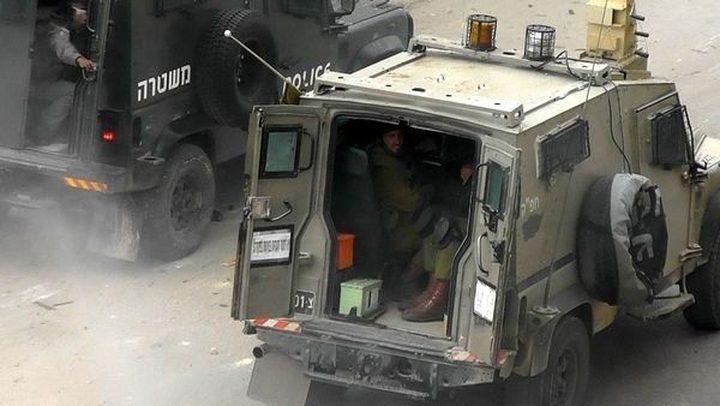 بالأسماء..الاحتلال يعتقل عدد من المواطنين في نابلس
