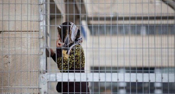 تصاعد عمليات التضييق والانتهاكات بحق 59 أسيرة فلسطينية