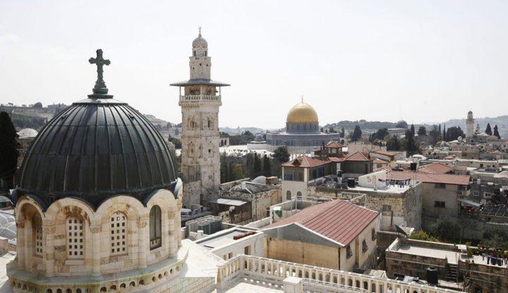 هل يرى مشروع قانون منع التفاوض الاسرائيلي حول القدس النور؟